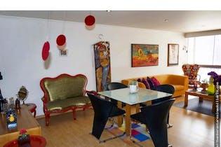 Apartamento en venta en Chicó Reservado 115m²
