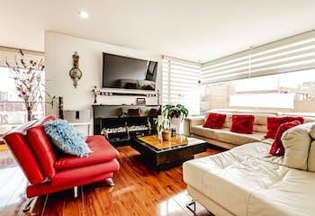 Apartamento en venta en Carlos Lleras de 3 hab. con Bbq...