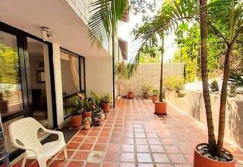 Casa 260 mts2-Ubicada en el Poblado-Los Balsos,4 Habitaciones.