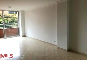 Apartamento 97,29mts2- Ubicado en Envigado -el Dorado -duplex 3 alcobas