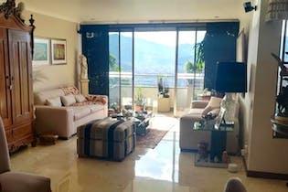 Apartamento en El Poblado-El Tesoro, con 3 Habitaciones - 178,4 mt2.