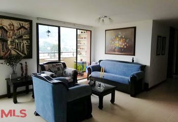 Apartamento 84 mts2-Ubicado en Belen-Loma de los Bernal,3 Habitaciones.
