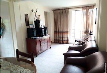 Apartamento en venta en Guayabalía, 70m²