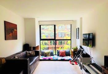 Apartamento En Chicó-Rosales, con 3 Habitaciones - 106 mt2.