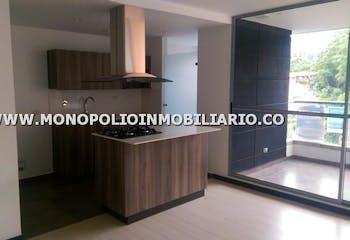 Apartamento en venta en El Esmeraldal de 3 hab. con Zonas húmedas...