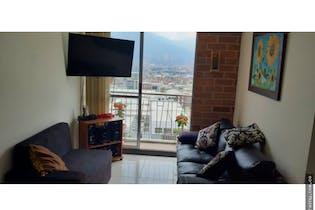 Apartamento en Itagüí-Santa María, con 3 Habitaciones - 58 mt2.