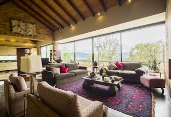Casa en La Calera, con 3 habitaciones-410mt2