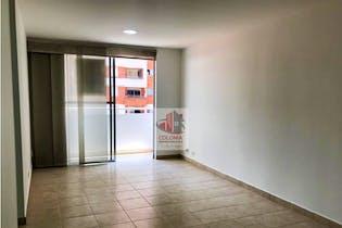 Apartamento 70 mts2-Ubicado -el Poblado- en ciudad del rio,3 Habitaciones.