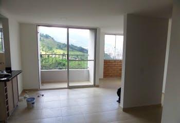 Apartamento en Sabaneta-El Trapiche, con 2 Habitaciones - 56 mt2.