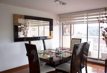 Apartamento en Ciudad Salitre-Carlos Lleras, con 3 Habitaciones - 155 mt2.