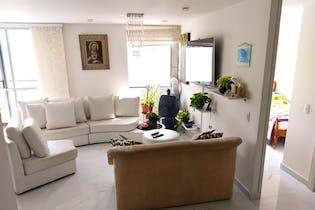 Apartamento en Estadio-Cuarta Brigada, con 2 Habitaciones - 85 mt2.