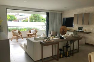 Apartamento en El Poblado-Ciudad del Rio, con 3 Habitaciones - 106 mt2.