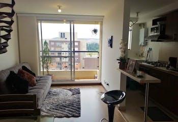 Apartamento en venta en San José de 2 alcobas