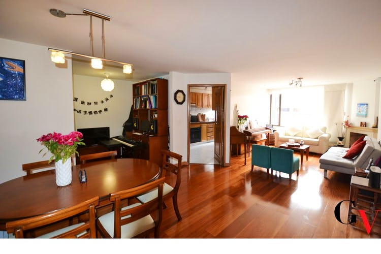 Portada Apartamento 96 mts2-Ubicado en Chico Navarra,2 Habitaciones.