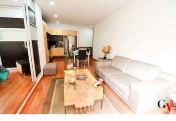 Apartamento 79 mts2 Ubicado- Auto sostenible Chico,1 Habitación
