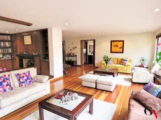 Una sala de estar llena de muebles y una mesa en Penthouse en Chico Reservado, Apartamento en venta de 276m² con Solarium...