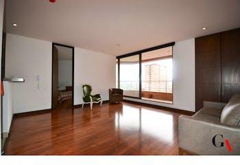 Apartamento en San Martin, Centro - 60mt, un alcoba, balcón