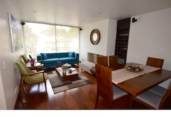 Apartamento en Bella Suiza, La Carolina - 112mt, tres alcobas