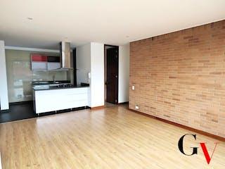 Apartamento en venta en Santa Bárbara Occidental, Bogotá