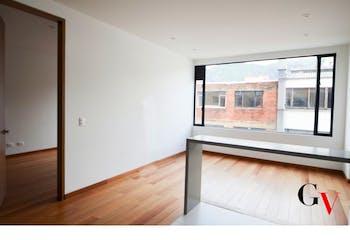 Apartamento 50,17 mts2-Ubicado Chico el virrey- en el Antiguo Country ,1 Habitación.
