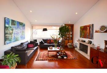 Apartamento en venta en Chicó Navarra, 115m²