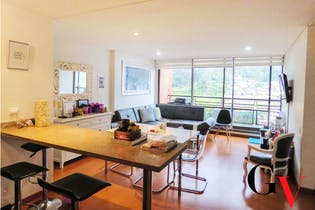 Apartamento en Chapinero Alto, Chapinero - Dos alcobas