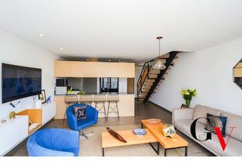 Apartamento en Chapinero-Chapinero Alto, con 2 Habitaciones - 148 mt2.