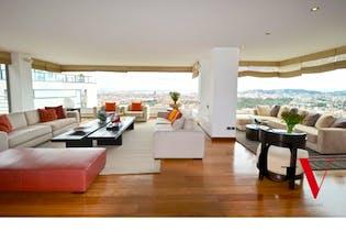Penthouse en Bosque Medina, Usaquen - 571mt, tres alcobas, terraza