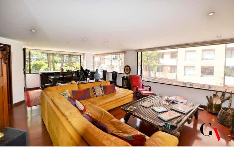 Portada Apartamento en Rosales, Chico - 181mt, tres alcobas, chimenea