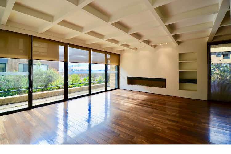 Portada Apartamento en Rosales, Chico - 228mt, dos alcobas, terraza