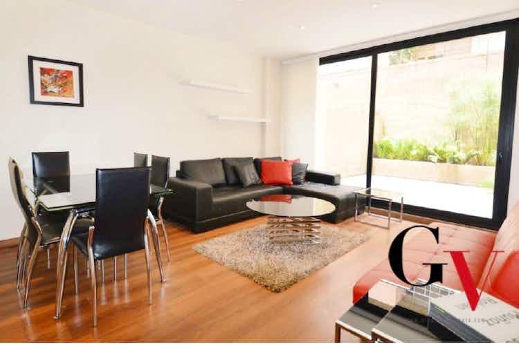 Portada Apartamento con Chico Reservado, Chico - 119mt, tres alcobas, balcón