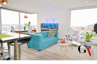 Apartamento en Chapinero Alto, Chapinero - 85mt, dos alcobas, balcón