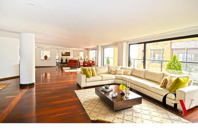 Portada Apartamento en Rosales, Chico - 597mt, tres alcobas, dos terrazas
