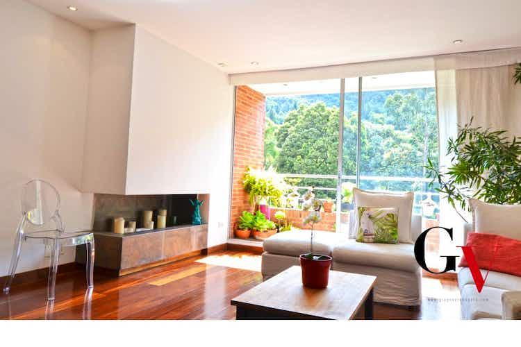 Portada  Apartamento en Chicó Reservado, Chico - 101mt, dos alcobas, balcón
