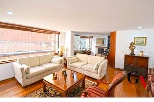 Apartamento en Rincon del Chicó, Chico - 173mt, tres alcobas, balcón