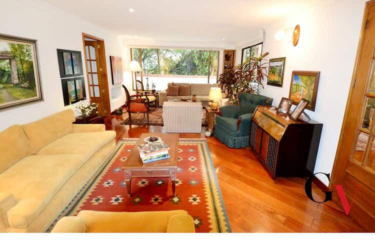 Portada Apartamento Santa Ana, Usaquen - 232mt, tres alcobas, tres terrazas