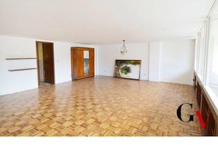 Apartamento en Chicó Reservado, Chico - 187mt, cuatro alcobas, chimenea