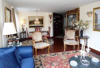 Apartamento en La Carolina, La Carolina - 95mt, dos alcobas, chimenea