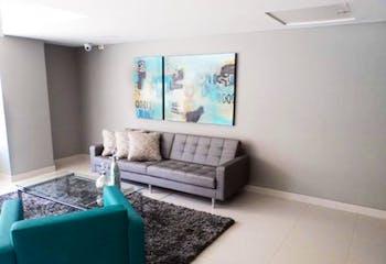 Apartamento en Modelia-Hayuelos, con 3 Habitaciones - 69 mt2.