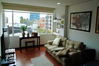 Apartamento en venta en Santa Barbara Usaquén, 74m²