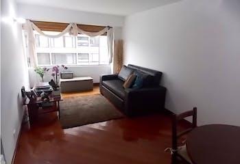 Apartamento en Chico -Rincón del Chicó, con 3 Habitaciones - 84.61 mt2.