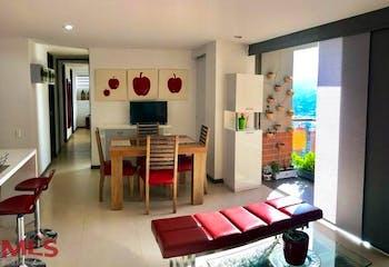 Apartamento en El Poblado-palmas, con 2 Habitaciones - 86 mt2.