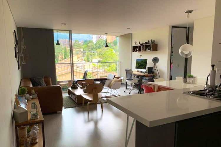 Portada Apartamento en Envigado-Las Antillas, con 2 Habitaciones - 70.76 mt2.