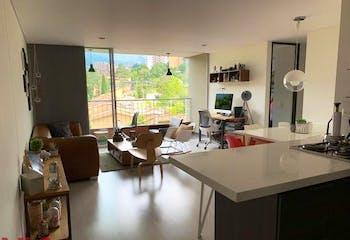 Apartamento en Envigado-Las Antillas, con 2 Habitaciones - 70.76 mt2.