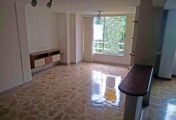 Apartamento en La America-Calasanz, con 2 Habitaciones - 62 mt2.