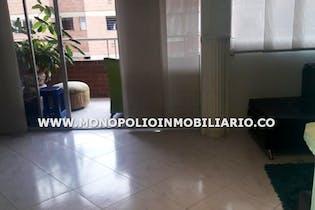 Apartamento en Envigado-El Dorado, con 3 Habitaciones - 84 mt2.