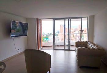 Apartamento en Envigado-El Portal, con 3 Habitaciones - 129 mt2.
