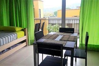 Apartaestudio En Santafe De Antioquia, con Balcón - 44 mt2 .