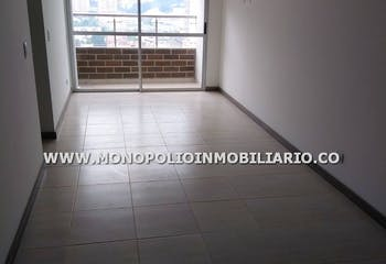 Apartamento en Sabaneta-Calle Larga, con 3 Habitaciones - 64 mt2.