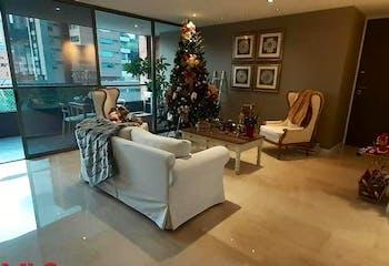 Apartamento en El Poblado-Castropol, con 4 Habitaciones - 166 mt2.